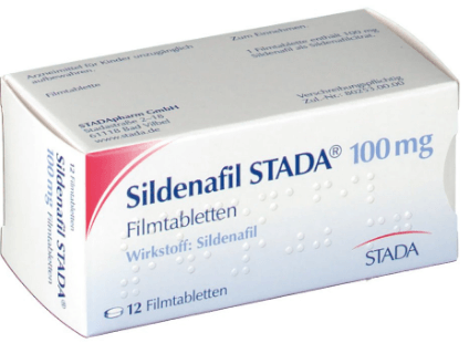 Sildenafil STADA kaufen